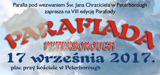 Parafiada Peterborough 2017