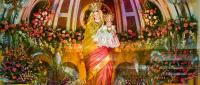 Matka Boża w sari
